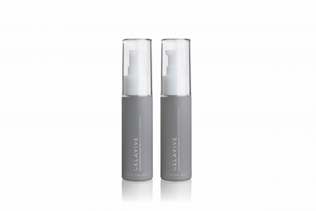 celavive Replenishing Night Cream & Replenishing Night Gel