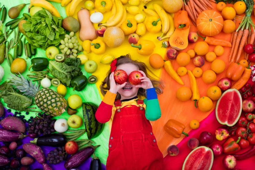 Growing Up Healthy: Proper Nutrition For Kids As They Age - Ask The  Scientists